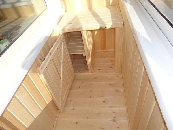 Шкаф для балкона из фанеры. - дизайнерские решения - каталог.